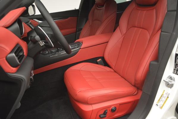 New 2019 Maserati Levante S Q4 GranSport for sale $104,125 at Bugatti of Greenwich in Greenwich CT 06830 15