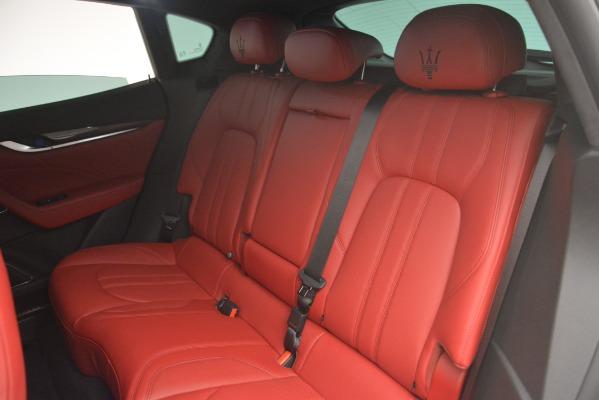 New 2019 Maserati Levante S Q4 GranSport for sale $104,125 at Bugatti of Greenwich in Greenwich CT 06830 21
