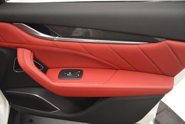 New 2019 Maserati Levante S Q4 GranSport for sale $104,125 at Bugatti of Greenwich in Greenwich CT 06830 26