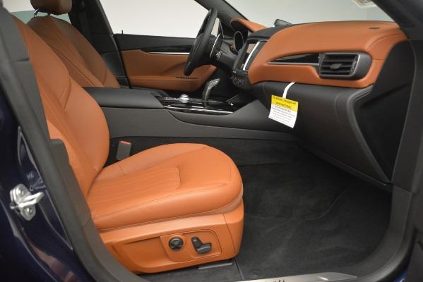 New 2019 Maserati Levante Q4 for sale Sold at Bugatti of Greenwich in Greenwich CT 06830 23