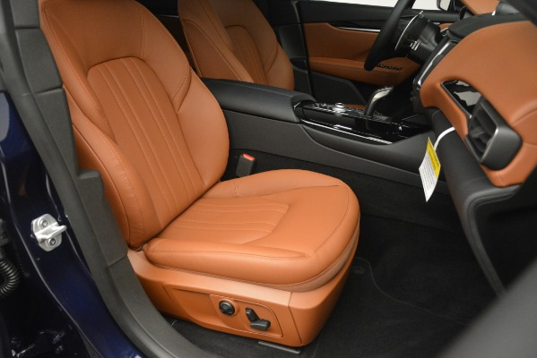 New 2019 Maserati Levante Q4 for sale Sold at Bugatti of Greenwich in Greenwich CT 06830 24