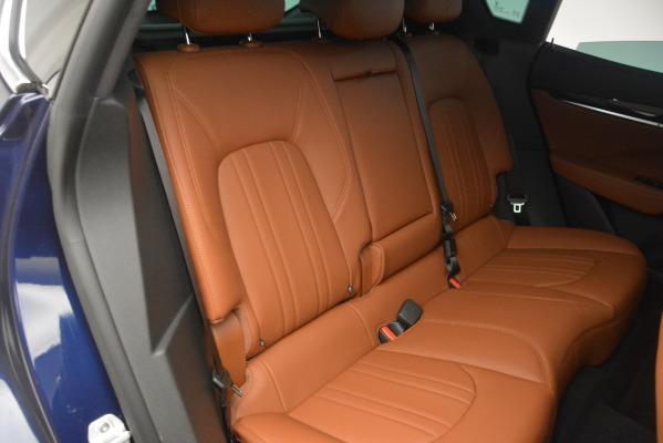 New 2019 Maserati Levante Q4 for sale Sold at Bugatti of Greenwich in Greenwich CT 06830 28