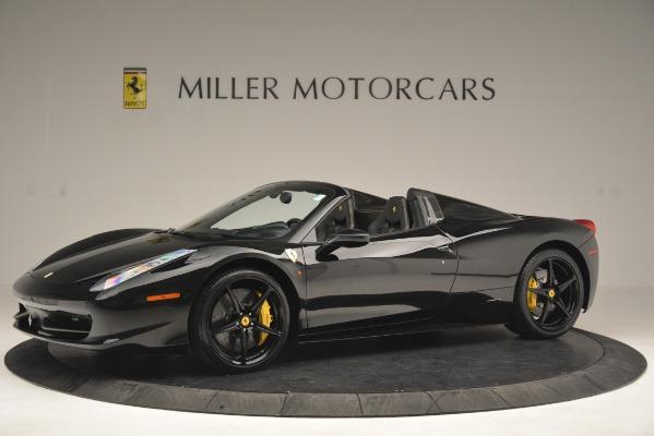 Used 2013 Ferrari 458 Spider for sale Sold at Bugatti of Greenwich in Greenwich CT 06830 2