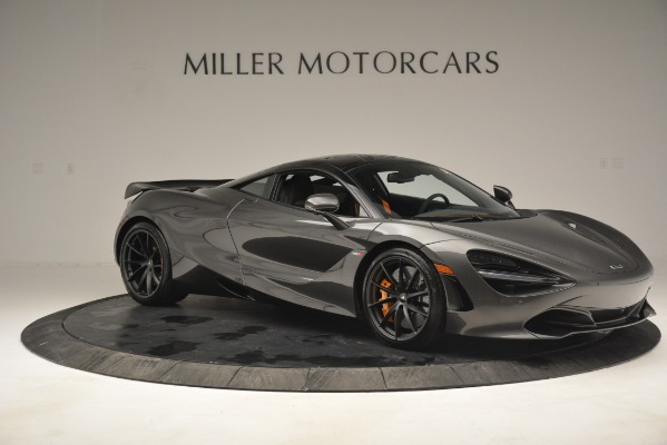 Used 2019 McLaren 720S Coupe for sale Sold at Bugatti of Greenwich in Greenwich CT 06830 10