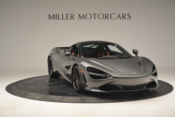 Used 2019 McLaren 720S Coupe for sale Sold at Bugatti of Greenwich in Greenwich CT 06830 11