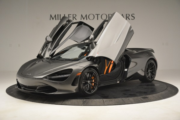 Used 2019 McLaren 720S Coupe for sale Sold at Bugatti of Greenwich in Greenwich CT 06830 14