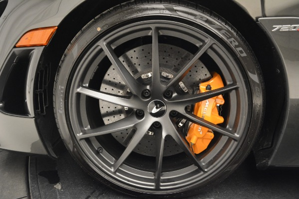 Used 2019 McLaren 720S Coupe for sale Sold at Bugatti of Greenwich in Greenwich CT 06830 16