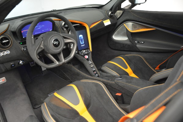 New 2019 McLaren 720S Coupe for sale Sold at Bugatti of Greenwich in Greenwich CT 06830 18