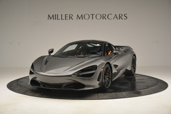 Used 2019 McLaren 720S Coupe for sale Sold at Bugatti of Greenwich in Greenwich CT 06830 2