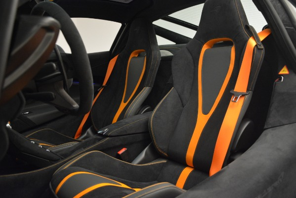 Used 2019 McLaren 720S Coupe for sale Sold at Bugatti of Greenwich in Greenwich CT 06830 20
