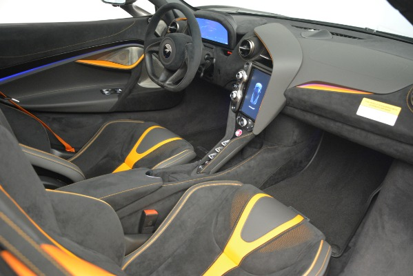 Used 2019 McLaren 720S Coupe for sale Sold at Bugatti of Greenwich in Greenwich CT 06830 21