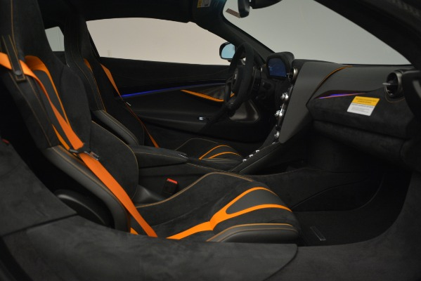 Used 2019 McLaren 720S Coupe for sale Sold at Bugatti of Greenwich in Greenwich CT 06830 22