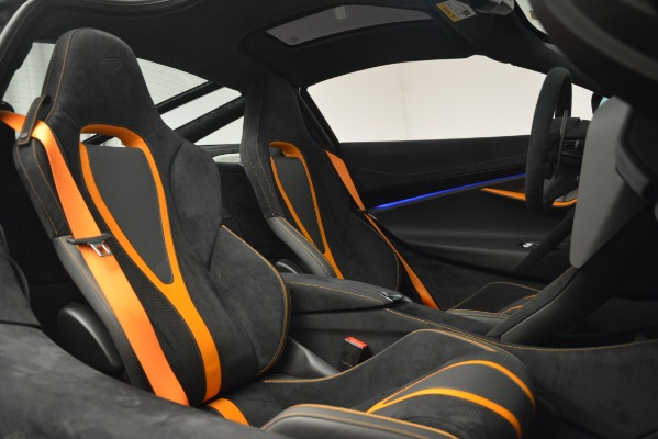 Used 2019 McLaren 720S Coupe for sale Sold at Bugatti of Greenwich in Greenwich CT 06830 23