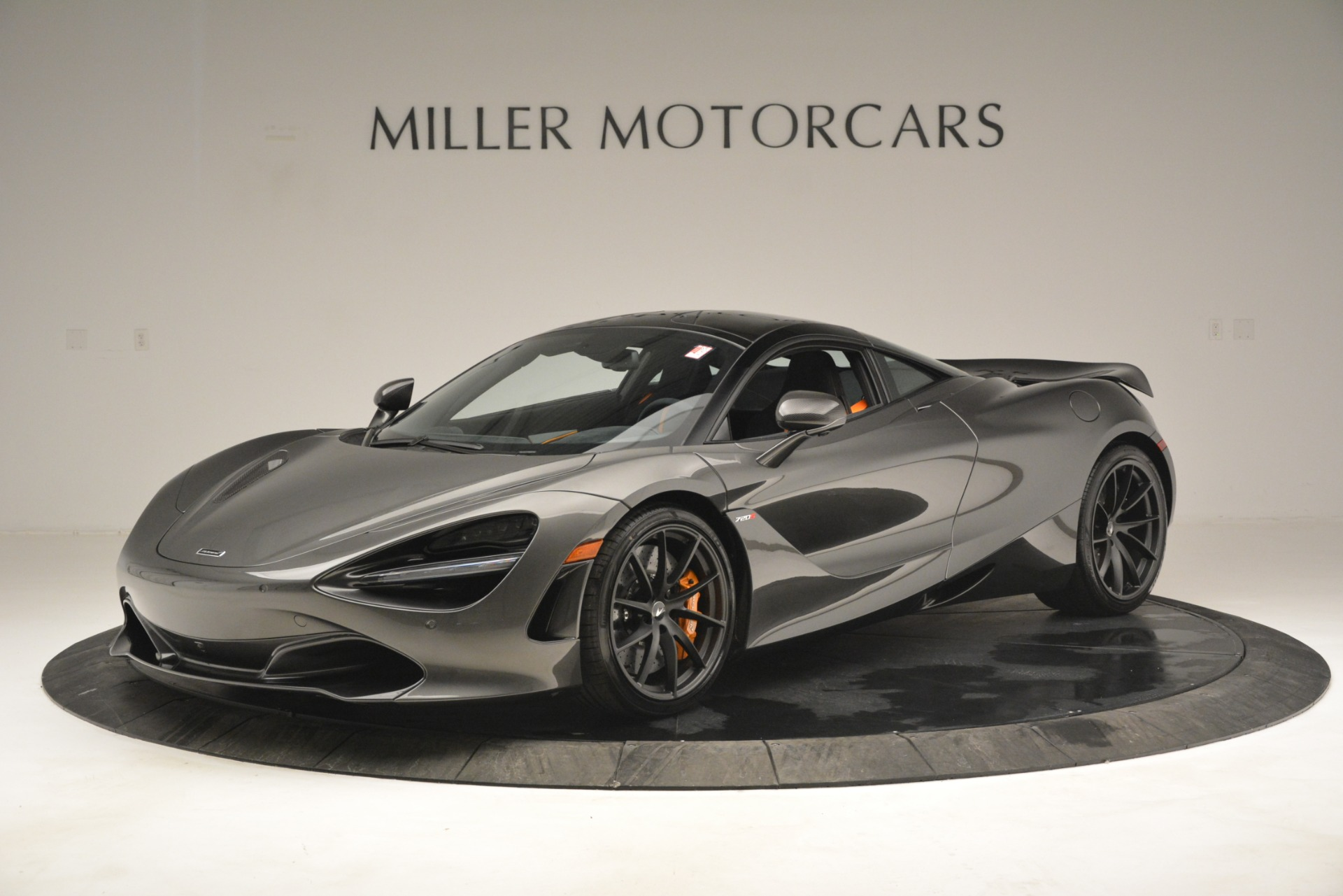 Used 2019 McLaren 720S Coupe for sale Sold at Bugatti of Greenwich in Greenwich CT 06830 1