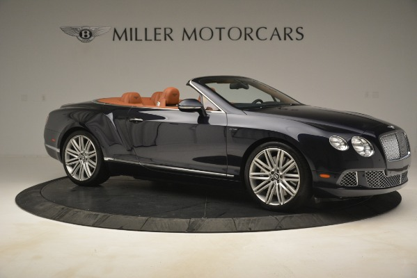 Used 2014 Bentley Continental GT Speed for sale Sold at Bugatti of Greenwich in Greenwich CT 06830 10