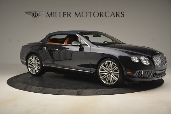 Used 2014 Bentley Continental GT Speed for sale Sold at Bugatti of Greenwich in Greenwich CT 06830 18