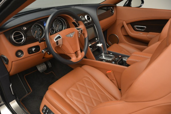 Used 2014 Bentley Continental GT Speed for sale Sold at Bugatti of Greenwich in Greenwich CT 06830 21