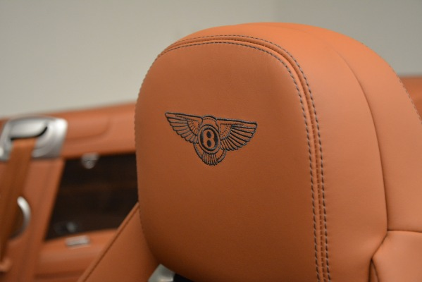Used 2014 Bentley Continental GT Speed for sale Sold at Bugatti of Greenwich in Greenwich CT 06830 24