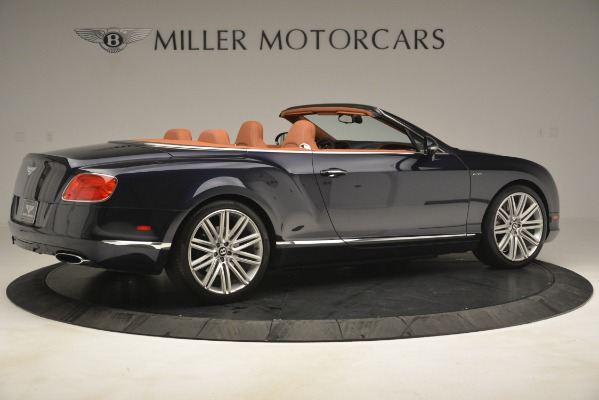 Used 2014 Bentley Continental GT Speed for sale Sold at Bugatti of Greenwich in Greenwich CT 06830 8
