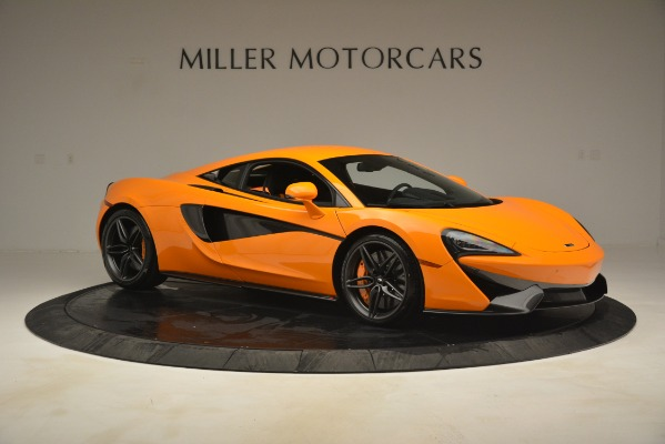 New 2019 McLaren 570S Coupe for sale Sold at Bugatti of Greenwich in Greenwich CT 06830 10