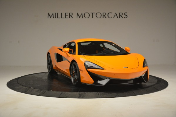 New 2019 McLaren 570S Coupe for sale Sold at Bugatti of Greenwich in Greenwich CT 06830 11