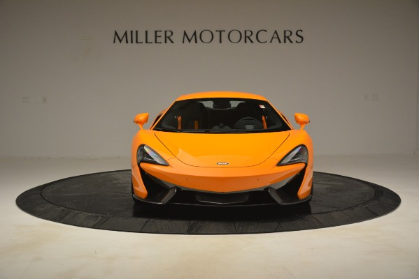 New 2019 McLaren 570S Coupe for sale Sold at Bugatti of Greenwich in Greenwich CT 06830 12