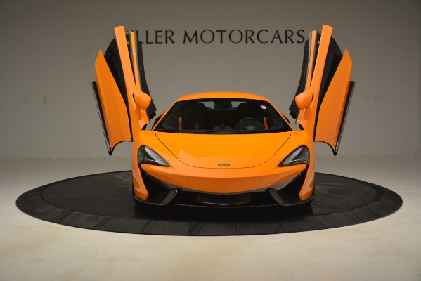 New 2019 McLaren 570S Coupe for sale Sold at Bugatti of Greenwich in Greenwich CT 06830 13