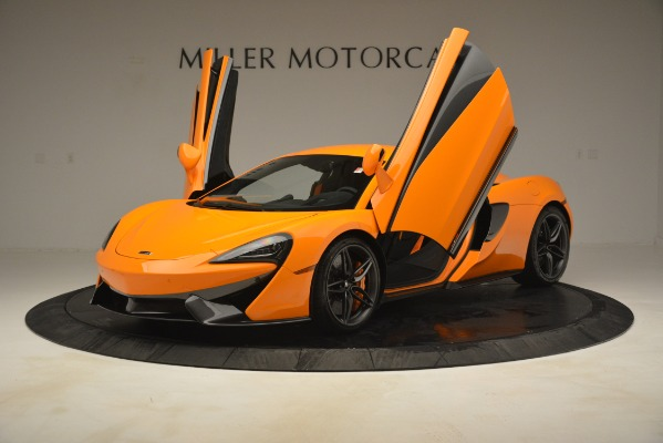 New 2019 McLaren 570S Coupe for sale Sold at Bugatti of Greenwich in Greenwich CT 06830 14