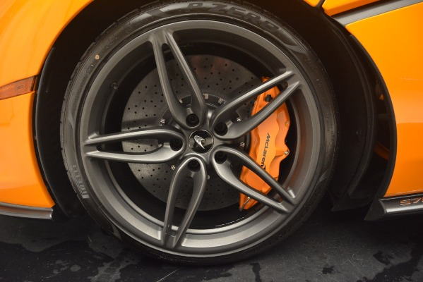 New 2019 McLaren 570S Coupe for sale Sold at Bugatti of Greenwich in Greenwich CT 06830 15