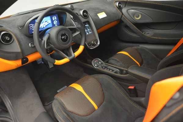New 2019 McLaren 570S Coupe for sale Sold at Bugatti of Greenwich in Greenwich CT 06830 16