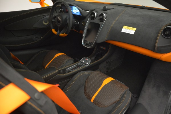 New 2019 McLaren 570S Coupe for sale Sold at Bugatti of Greenwich in Greenwich CT 06830 19