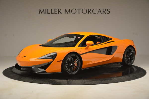 New 2019 McLaren 570S Coupe for sale Sold at Bugatti of Greenwich in Greenwich CT 06830 2