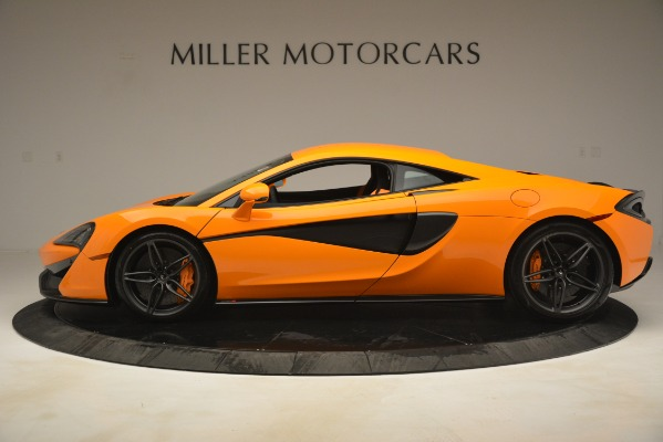 New 2019 McLaren 570S Coupe for sale Sold at Bugatti of Greenwich in Greenwich CT 06830 3