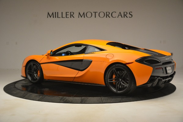 New 2019 McLaren 570S Coupe for sale Sold at Bugatti of Greenwich in Greenwich CT 06830 4