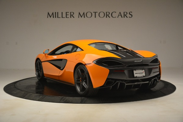 New 2019 McLaren 570S Coupe for sale Sold at Bugatti of Greenwich in Greenwich CT 06830 5