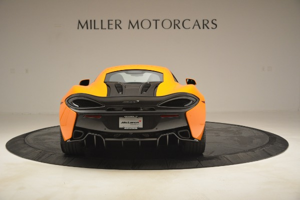 New 2019 McLaren 570S Coupe for sale Sold at Bugatti of Greenwich in Greenwich CT 06830 6