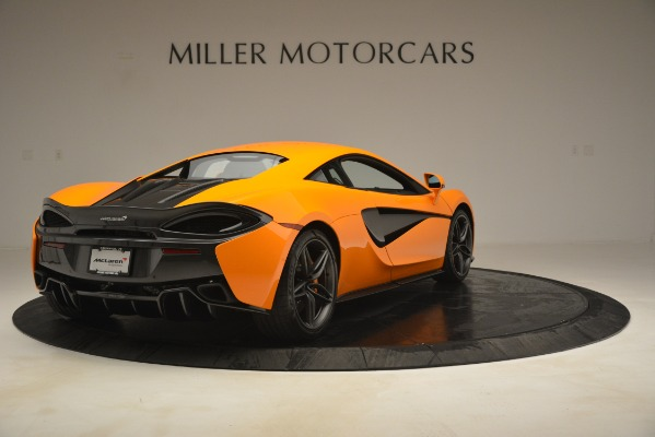 New 2019 McLaren 570S Coupe for sale Sold at Bugatti of Greenwich in Greenwich CT 06830 7