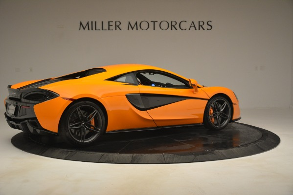 New 2019 McLaren 570S Coupe for sale Sold at Bugatti of Greenwich in Greenwich CT 06830 8