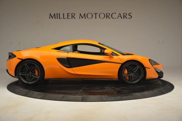 New 2019 McLaren 570S Coupe for sale Sold at Bugatti of Greenwich in Greenwich CT 06830 9