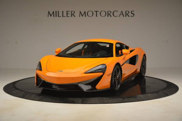 New 2019 McLaren 570S Coupe for sale Sold at Bugatti of Greenwich in Greenwich CT 06830 1