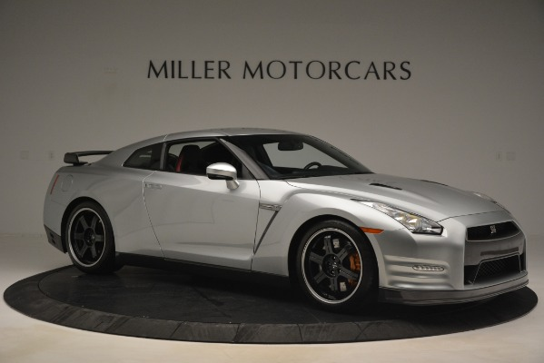 Used 2013 Nissan GT-R Black Edition for sale Sold at Bugatti of Greenwich in Greenwich CT 06830 10