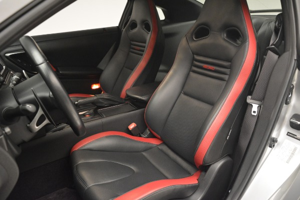 Used 2013 Nissan GT-R Black Edition for sale Sold at Bugatti of Greenwich in Greenwich CT 06830 17