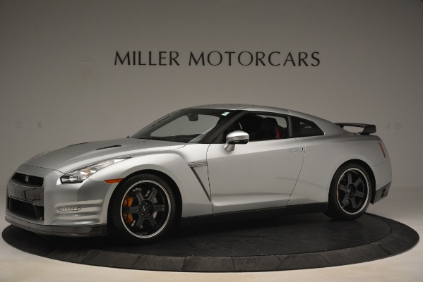 Used 2013 Nissan GT-R Black Edition for sale Sold at Bugatti of Greenwich in Greenwich CT 06830 2