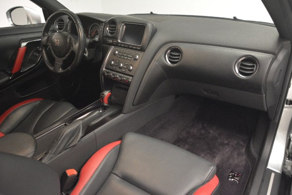 Used 2013 Nissan GT-R Black Edition for sale Sold at Bugatti of Greenwich in Greenwich CT 06830 20