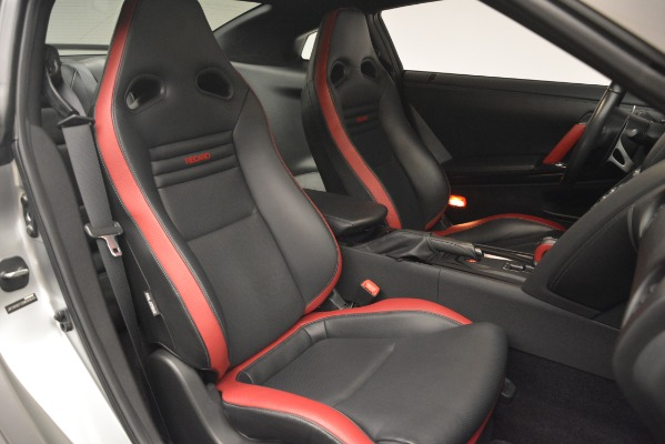 Used 2013 Nissan GT-R Black Edition for sale Sold at Bugatti of Greenwich in Greenwich CT 06830 22