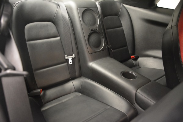 Used 2013 Nissan GT-R Black Edition for sale Sold at Bugatti of Greenwich in Greenwich CT 06830 23