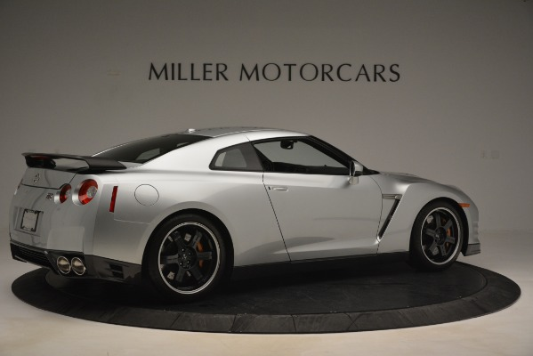 Used 2013 Nissan GT-R Black Edition for sale Sold at Bugatti of Greenwich in Greenwich CT 06830 8