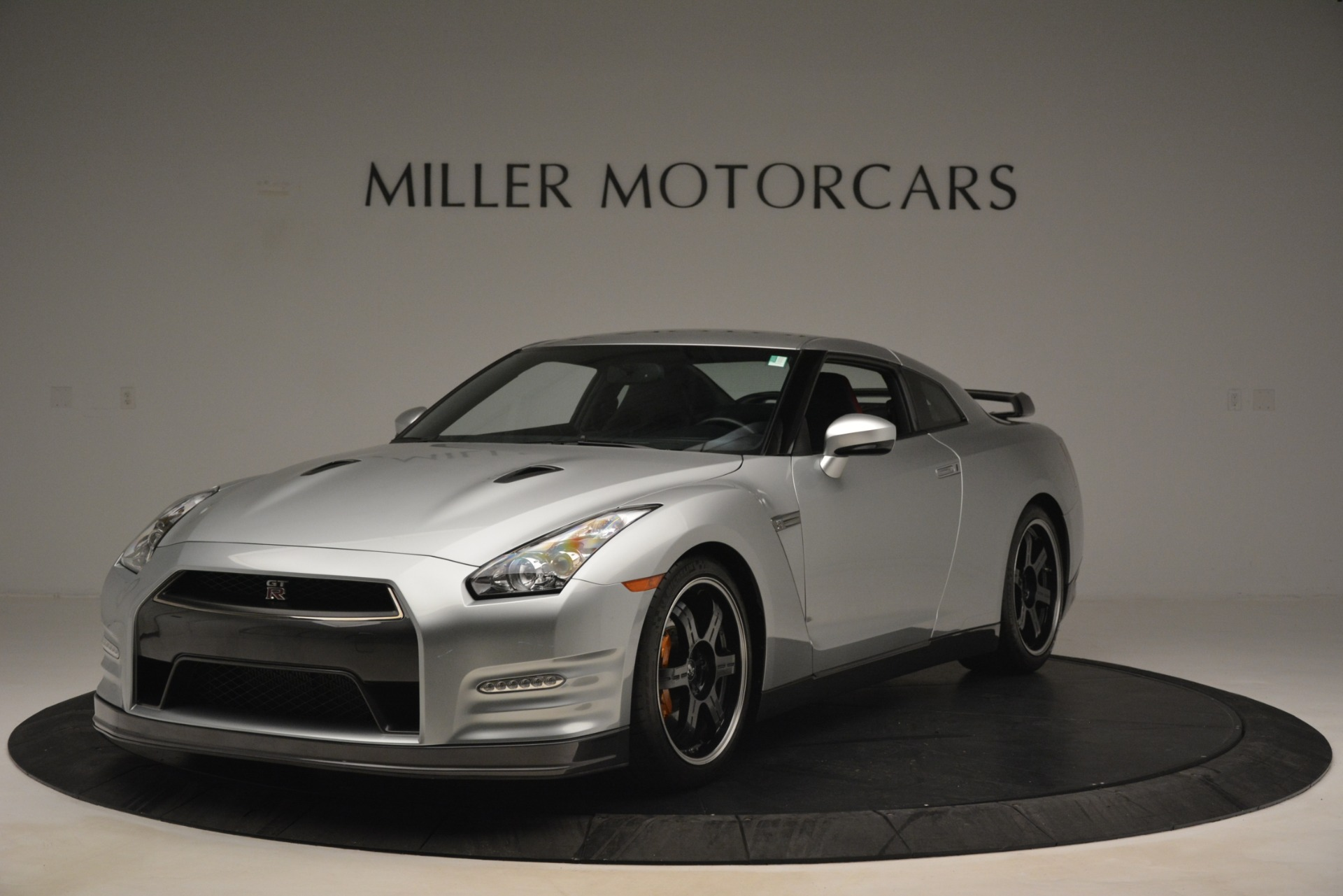 Used 2013 Nissan GT-R Black Edition for sale Sold at Bugatti of Greenwich in Greenwich CT 06830 1