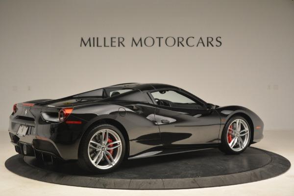 Used 2018 Ferrari 488 Spider for sale Sold at Bugatti of Greenwich in Greenwich CT 06830 20