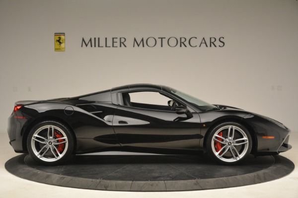 Used 2018 Ferrari 488 Spider for sale Sold at Bugatti of Greenwich in Greenwich CT 06830 21